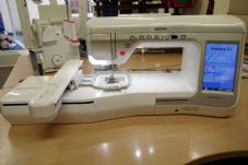 Machine Embroidery Classes